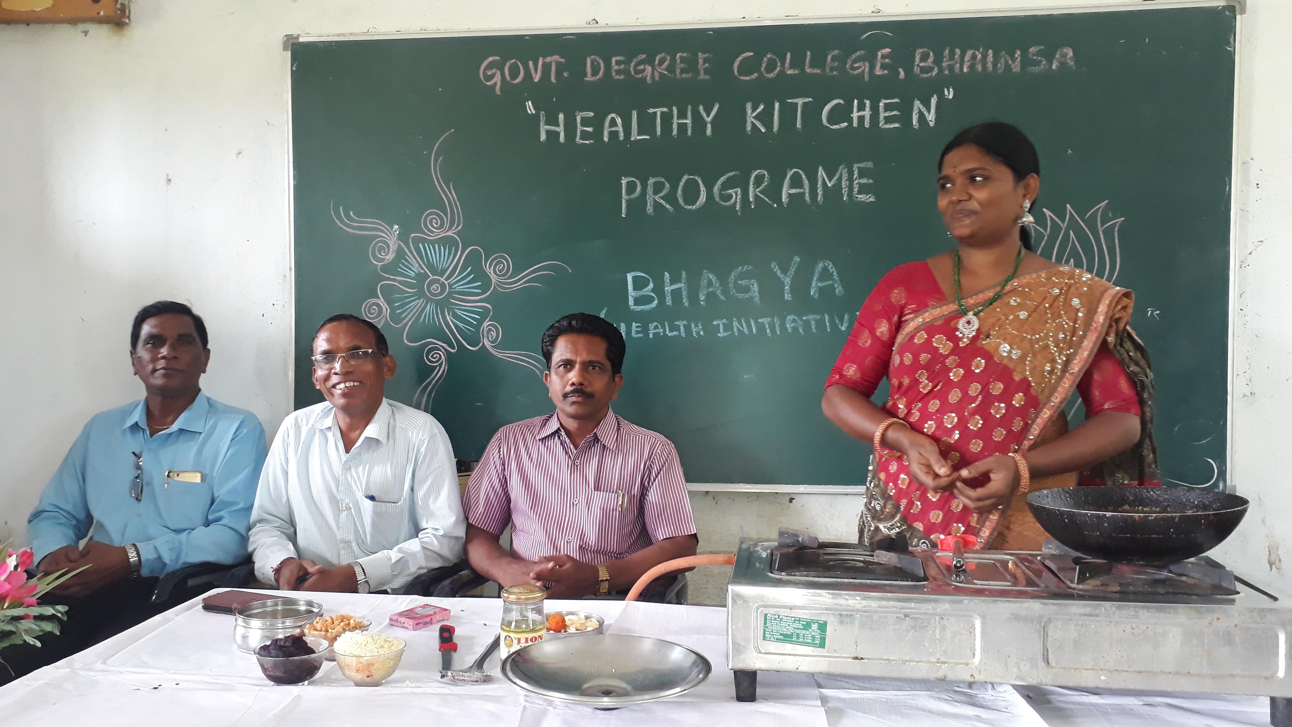 bhagya workshop 17.09.2019